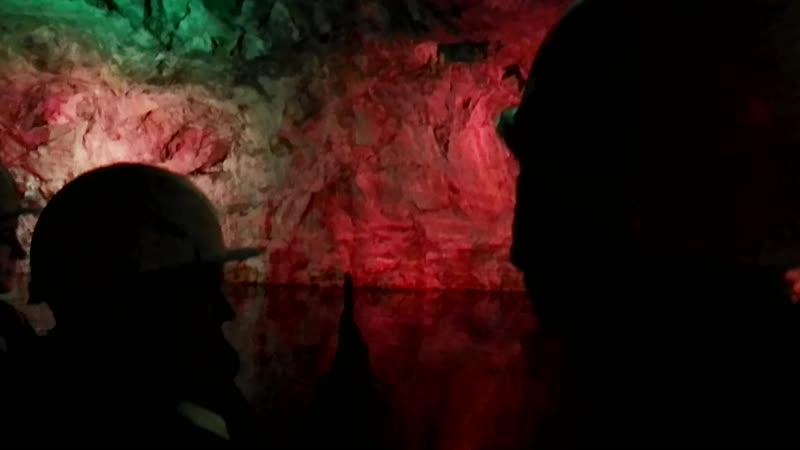 Подземная часть парка Рускеала 21.10.2018 (ч.2)