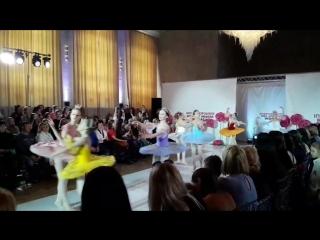 #kidsfashionweek #ТеатрМоды  Модель #Грации - Исакова Ксения   Designer - #МаксимДанилин 1