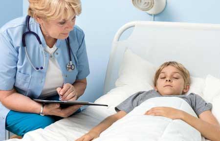 Уход осуществляется с помощью ряда социальных взаимодействий между медсестрами и пациентами.