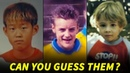Top 20 Forwards When They Were Kids How ● Many Can You Guess II Part 2 II