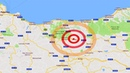 Terremoto nel palermitano: 3 scosse in poche ore a Gangi