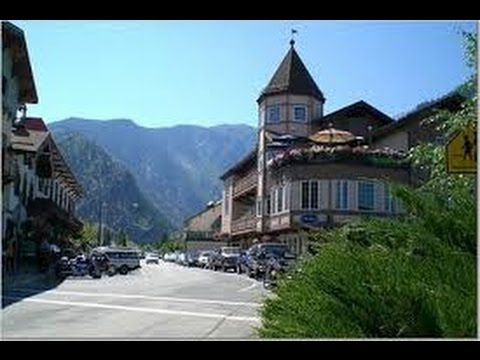 Leavenworth. Баварская деревня в США.
