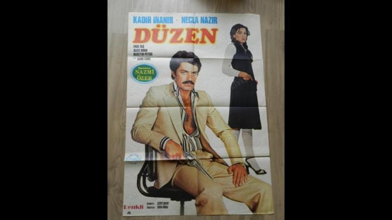 Düzen - Kadir İnanır Necla Nazır (1978 - 78 Dk)
