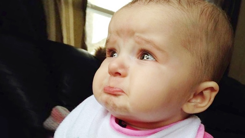 Funniest Babies Making Grumpy Faces - Funny Fails Baby Video