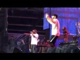 Eminem ft. 50 Cent Crack A Bottle and Won't Back Down (Twickenham London Revival Tour)