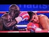 Boxing Yvan Mendy Vs Javier Clavero Full Fight 24.06.17