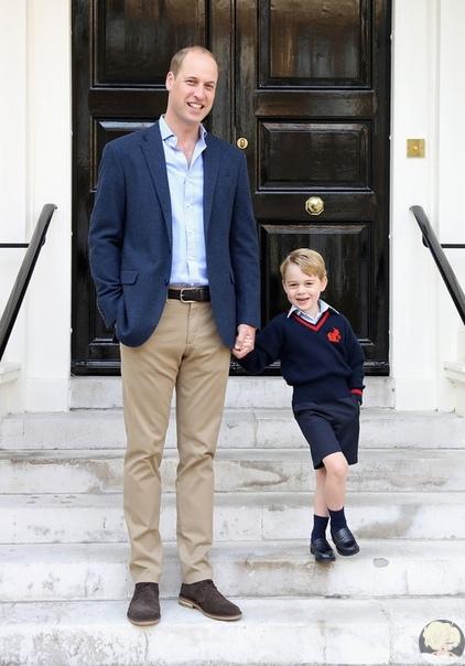 Принц Уильям назвал любимый мультфильм сына  и нам он тоже нравится
