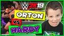 WWE 2K19 Gameplay - Jeff Hardy vs Randy Orton (WWE 2K19 Gameplay Xbox One)