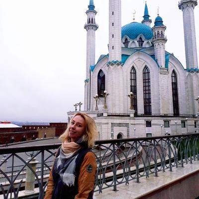 Женя Мартынова