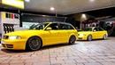 Audi RS4 B5 and Audi RS4 B7 B8 Quattro