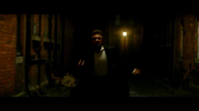 Мел Гибсон и Шон Пенн в трейлере к фильму Профессор и безумец