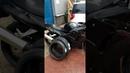 МОТОБАЗА. Отправили Honda CBR 1100 XX Blackbird в город Нижневартовск.