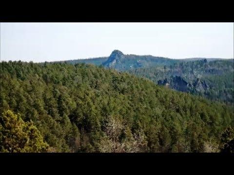 Скалы Крутовской камень - Манская баба