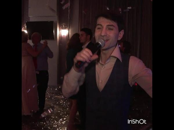 Sar Abraam зажигает на свадьбе песня Сосо Павлиашвили Небо На Ладони