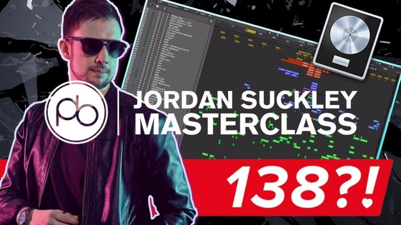 Jordan Suckley Tech Trance Masterclass [WAO138?!]
