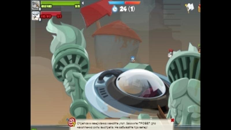 Вормикс: Я vs Атлет (5 уровень)