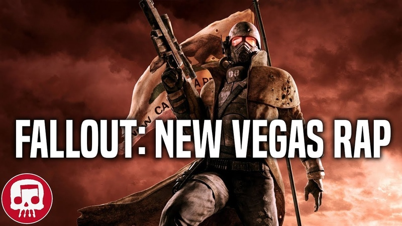 FALLOUT NEW VEGAS RAP by JT Music - Welcome to the Strip