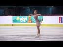 Anastasiia GUBANOVA RUS Free Skate 2018 Golden Spin of Zagreb