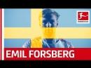 RB Leipzig and Sweden Star Emil Forsberg