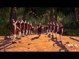 Shrek 2-Trampoline fanfare ENOUGH REGGIE