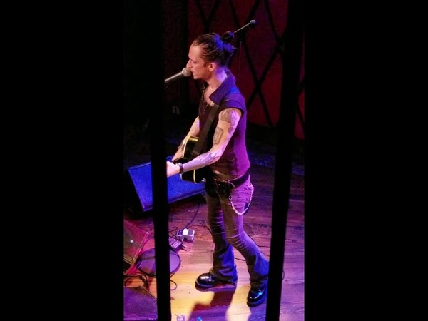 Jimmy Gnecco - New 2019 Music Talk and Across The Clouds (Rockwood Music Hall Stage 2 NYC 8-11-18)