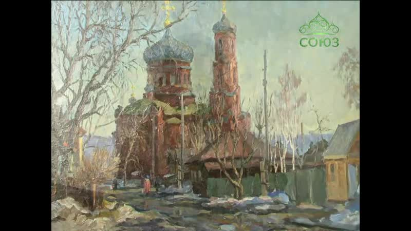 По Святым местам. Барнаул. Покровский собор