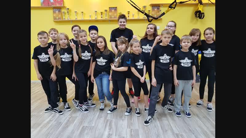 ЗВЕЗДА РОССИИ(ОРТО)-2018 Team IceMan 2018 Dance Game Over