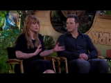 Would Chris Pratt and Bryce Dallas Survive in Jurassic World