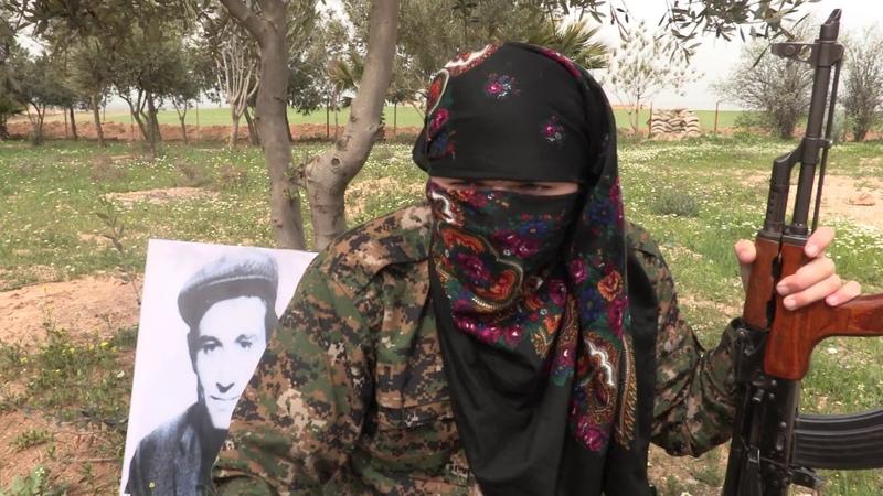 Rojava'dan Kaypakkaya mesajları