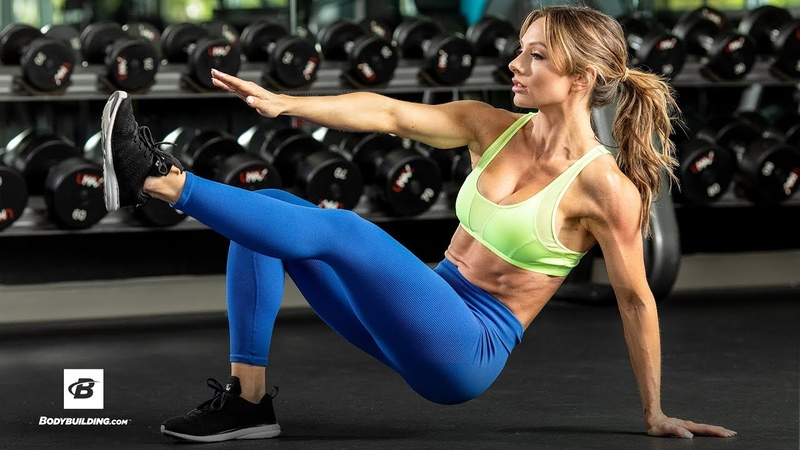 Fat Burning Bodyweight Circuit Workout Paige Hathaway