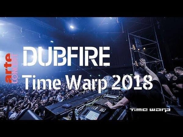 Dubfire – Time Warp 2018 (Full Set HiRes) – ARTE Concert