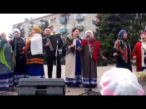 Ой ты ж , Маруся Народный хор П. Шишкарева