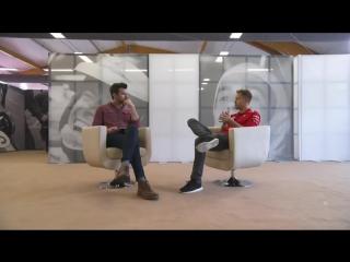 2018 - Steve meets Seb