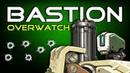 Бастион Овервотч Лего Как сделать лего фигурку Бастион из игры Овервотч - Bastion Overwatch
