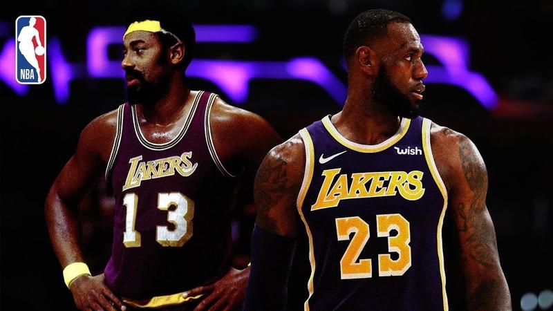 LeBron James Passes Wilt Chamberlain On All-Time Scoring List | Enters Top Five NBANews NBA