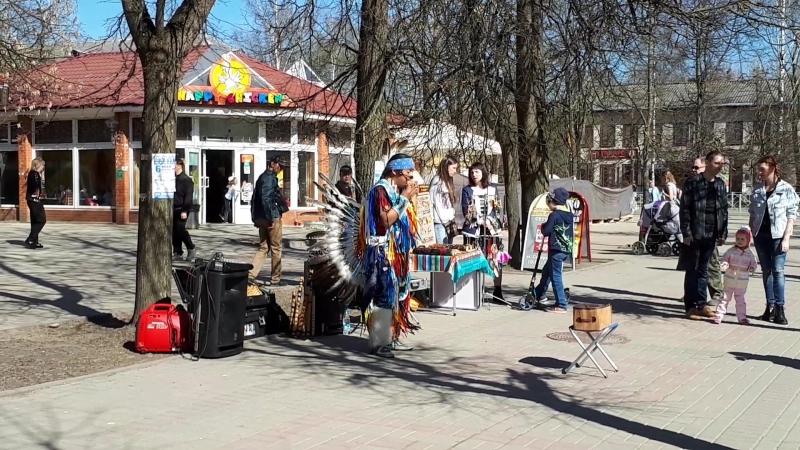 Runa Kay(1) 06.05.2018 г.Гатчина, ул.Соборная