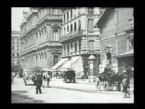 Площадь Корделье В Лионе (1895)