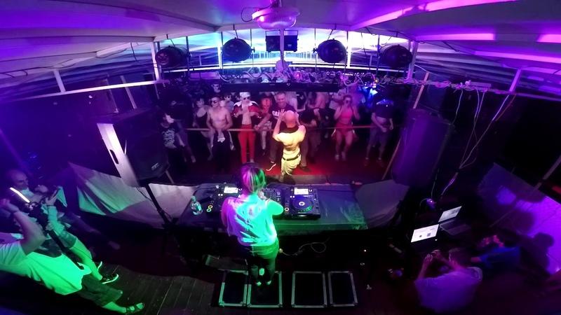 QUINTA ESSENTIA Live @ Hardcore Cruise Orbital Station (25.08.2018)