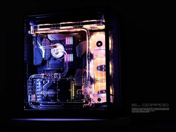 인생컴퓨터 i7-7700K 뚜따 5.0GHz GTX1080Ti OC 커스텀수냉 EL DORADO