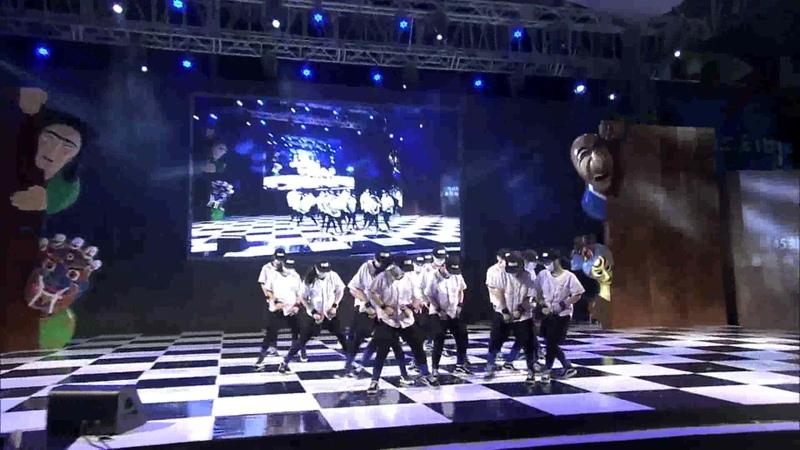 2016년 안동국제탈춤페스티벌 세계탈놀이경연대회 단체부 일반부 금상 라이트포스