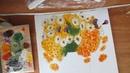 Осенние цветы.Нарисовать масляными красками.