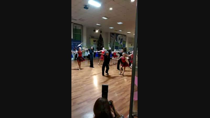 Танцевально-спортивный клуб Импульс