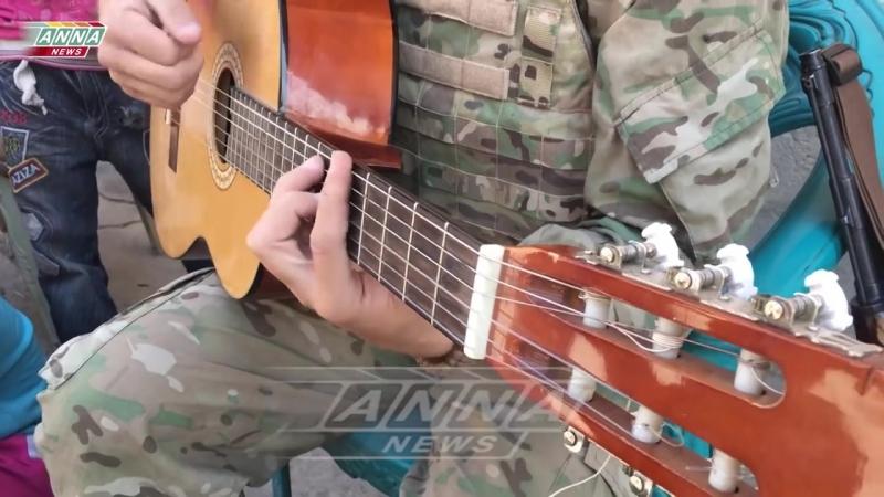 Русский солдат поет в Сирии Zaz je veux