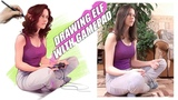 DRAWING ELF WITH GAMEPAD