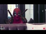 Дэдпул в порно  Deadpool in porno | (16+)(эротика)(юмор)(русская озвучка)