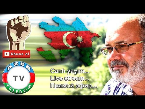 10 Dek 2018: Əhməd Oruc (Partiya sədri) və Taleh Əliyev (Politoloq) Birliyə kimlər mane olur?!