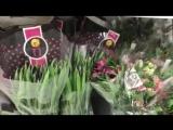 Новое поступление цветов на склад магазин по адресу Бекетова 10
