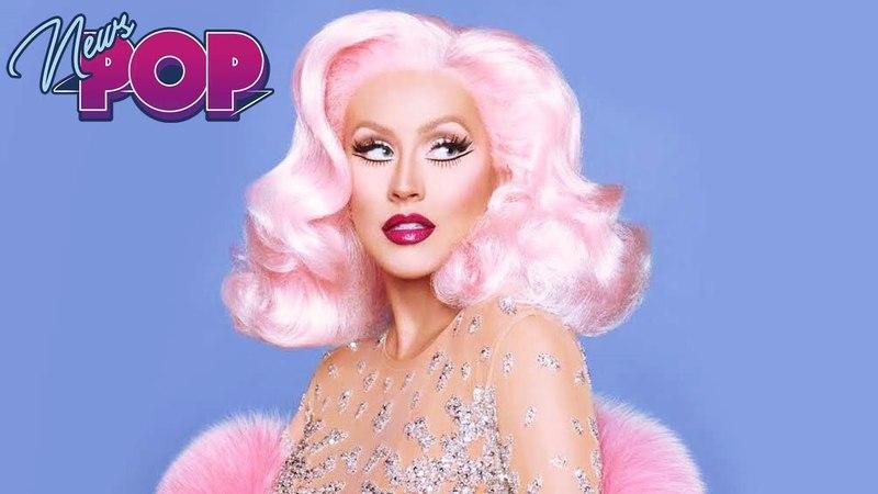 Christina Aguilera estrenará nueva música en Carpool Karaoke