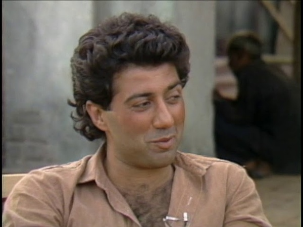 Sunny Deol 1984 Interview