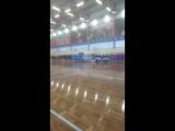 Открытие Чемпионата МО по мини-лапте среди юношей и девушек в селе Семёновское